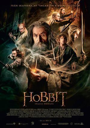 Hobbit: Smaugs ödemark poster