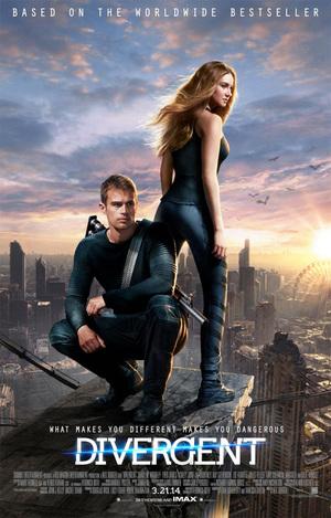 Divergent poster
