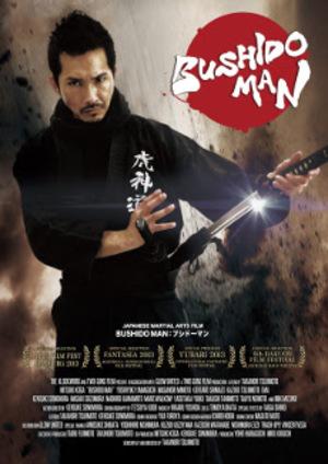 Bushido Man poster