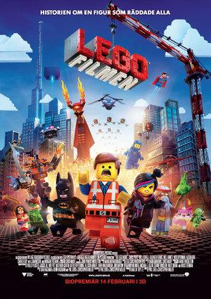 Lego-filmen poster