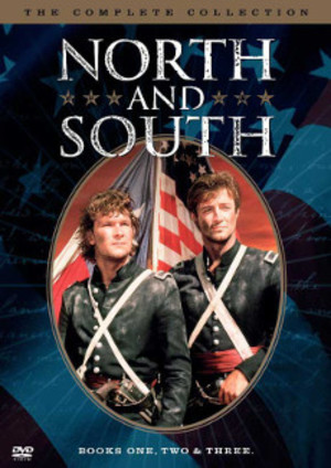 Nord och syd poster
