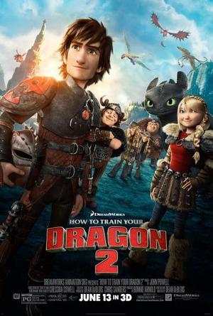 Draktränaren 2 poster