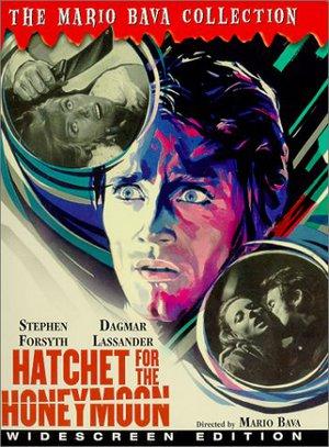 Hatchet for the Honeymoon poster