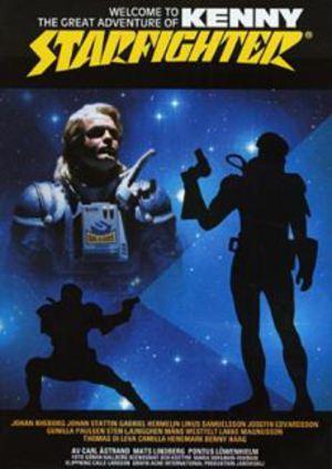 Kenny Starfighter poster